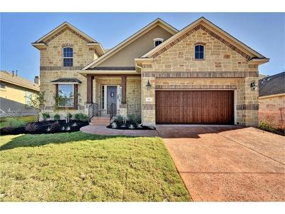Austin Single Family Home For Sale: 513 Baldovino Skwy