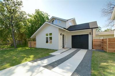 Austin Condo/Townhouse For Sale: 2401 E 17th St #B