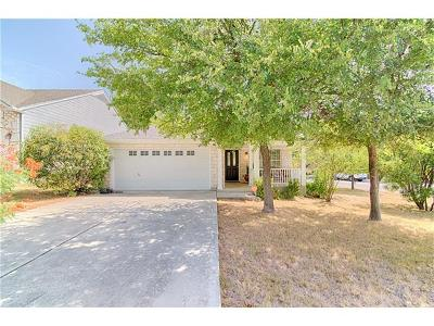 San Marcos Single Family Home Pending - Taking Backups: 2001 North View Dr