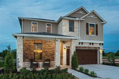 Round Rock Single Family Home For Sale: 2471 Sunrise Rd #30