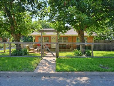Austin Single Family Home For Sale: 4803 Caswell Ave