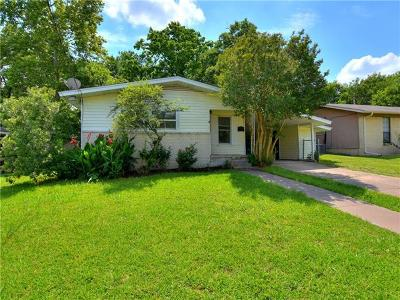 Taylor Single Family Home For Sale: 1807 Davis St