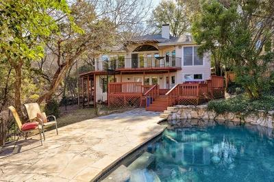Austin Single Family Home For Sale: 8305 Adirondack Trl