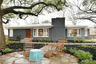 Austin Single Family Home For Sale: 6010 Cary Dr