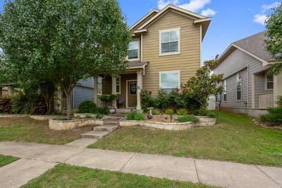 Cedar Park Single Family Home For Sale: 1815 Enchanted Rock Dr