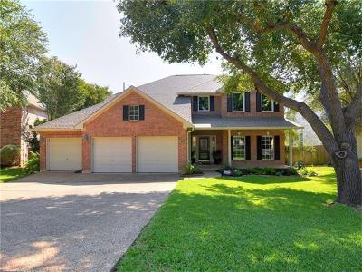 Travis County Single Family Home Pending - Taking Backups: 11409 Lafitte Ln