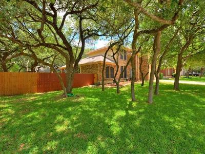 Cedar Park Single Family Home For Sale: 2700 Glenwood Trl