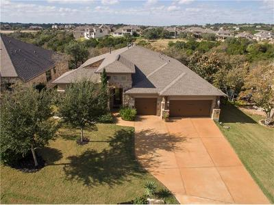 Leander Single Family Home For Sale: 1748 Harvest Dance Dr