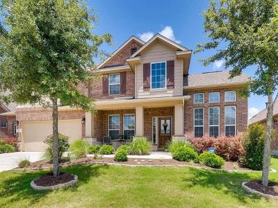 Hays County, Travis County, Williamson County Single Family Home For Sale: 8720 Vantage Point Dr