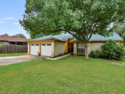Hays County, Travis County, Williamson County Single Family Home For Sale: 7703 Keswick Dr
