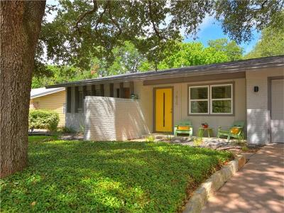 Austin Single Family Home Pending - Taking Backups: 7610 Shoal Creek Blvd
