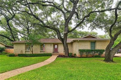 Austin TX Single Family Home For Sale: $475,000