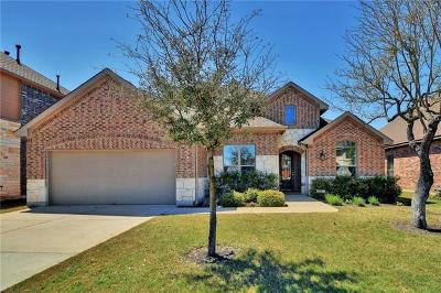Cedar Park TX Single Family Home For Sale: $369,900