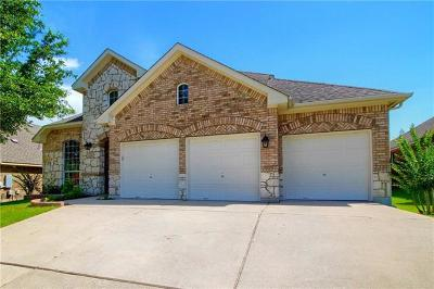 Pflugerville Single Family Home For Sale: 2421 Village View Loop