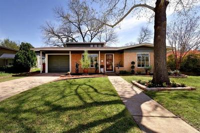 Single Family Home For Sale: 7809 Lazy Ln