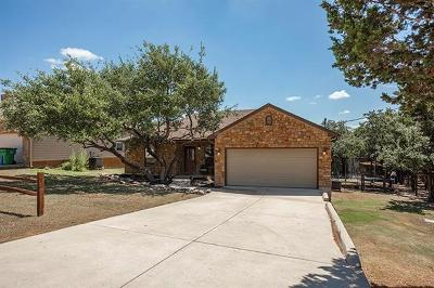 Dripping Springs Single Family Home For Sale: 10103 Janet Loop