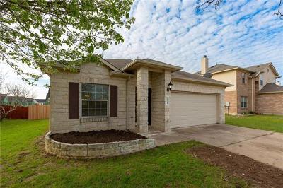 Leander Rental For Rent: 804 North Creek Blvd