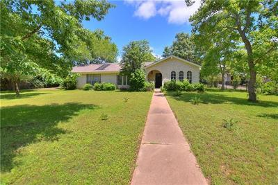 Austin Single Family Home For Sale: 5302 Pony Chase