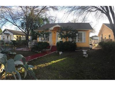 Austin Single Family Home For Sale: 6409 Santos St