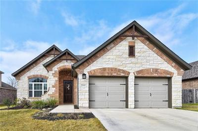 Pflugerville Single Family Home Pending - Taking Backups: 21412 Merveil Dr