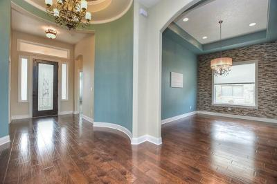 Jarrell Single Family Home For Sale: 129 Katie Hill Path
