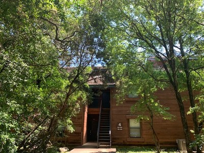 Austin Condo/Townhouse For Sale: 4711 Spicewood Springs Rd #222