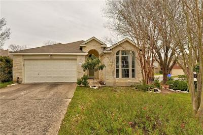 Cedar Park Single Family Home For Sale: 2300 Garrett