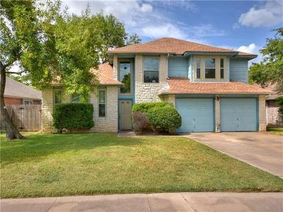 Round Rock Single Family Home Pending - Taking Backups: 2110 Rosemary Ln