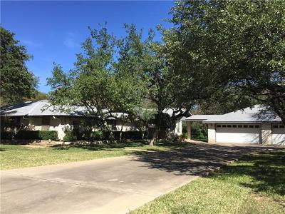 Georgetown  Single Family Home For Sale: 4103 Malaga Dr