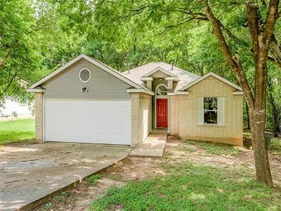 Austin Single Family Home Pending - Taking Backups: 6206 Garden View Dr