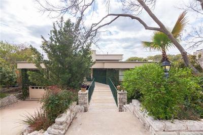 Austin Single Family Home For Sale: 2317 Cypress Pt E