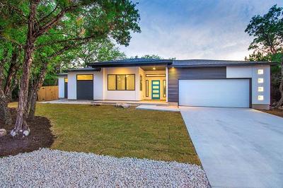 Lago Vista Single Family Home For Sale: 7908 Flintlock Cir
