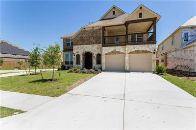 Pflugerville Single Family Home For Sale: 4100 Brean Down Rd