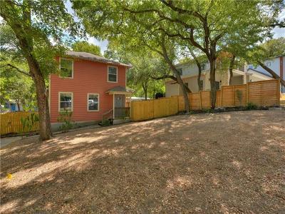 Austin Single Family Home Pending - Taking Backups: 1195 E M Franklin Ave