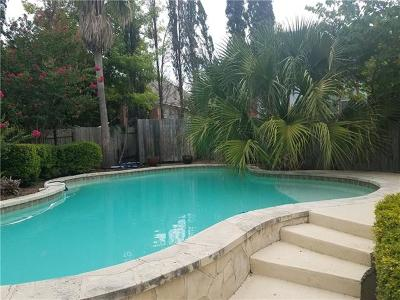 Austin Single Family Home For Sale: 13308 Teton Ridge Cv