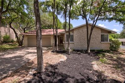 Travis County, Williamson County Single Family Home For Sale: 12001 Saxony Ln