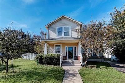 Kyle Single Family Home For Sale: 112 Kirkland
