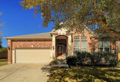 Leander Single Family Home Pending - Taking Backups: 2400 Granite Creek Dr