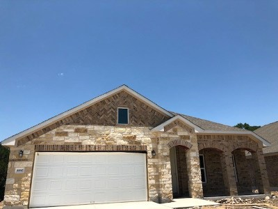 Round Rock TX Single Family Home For Sale: $358,012