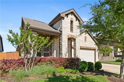 Georgetown Single Family Home For Sale: 1212 Clearwing Cir