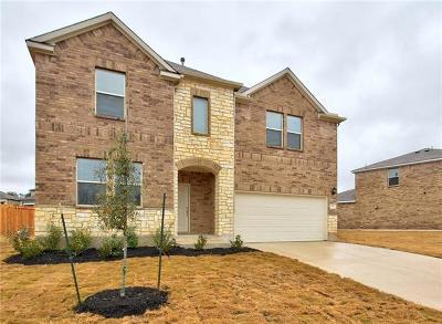 San Marcos Single Family Home For Sale: 348 Mary Max Cir