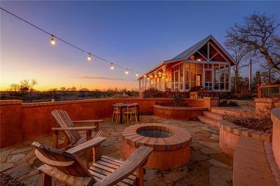 Bastrop Single Family Home Pending - Taking Backups: 152 Green Acres Loop