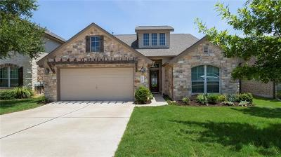 Cedar Park Single Family Home Pending - Taking Backups: 509 Spanish Mustang Dr