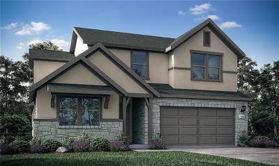 Leander Single Family Home For Sale: 709 American Trl