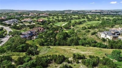 Austin Residential Lots & Land For Sale: 6120 Spanish Oaks Club Blvd