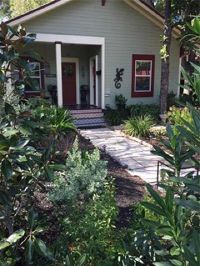 Single Family Home For Sale: 4406 Avenue D