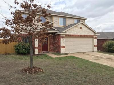 Killeen Single Family Home For Sale: 2201 Price Dr