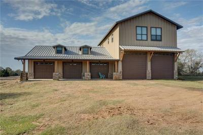 Bastrop Single Family Home For Sale: 159 Bobs Trl