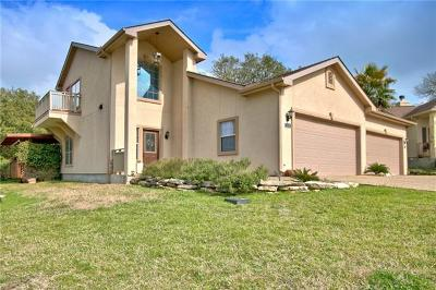 Canyon Lake Condo/Townhouse For Sale: 134 Clearwater Ct