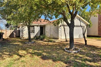 Single Family Home For Sale: 18124 Canopy Ln